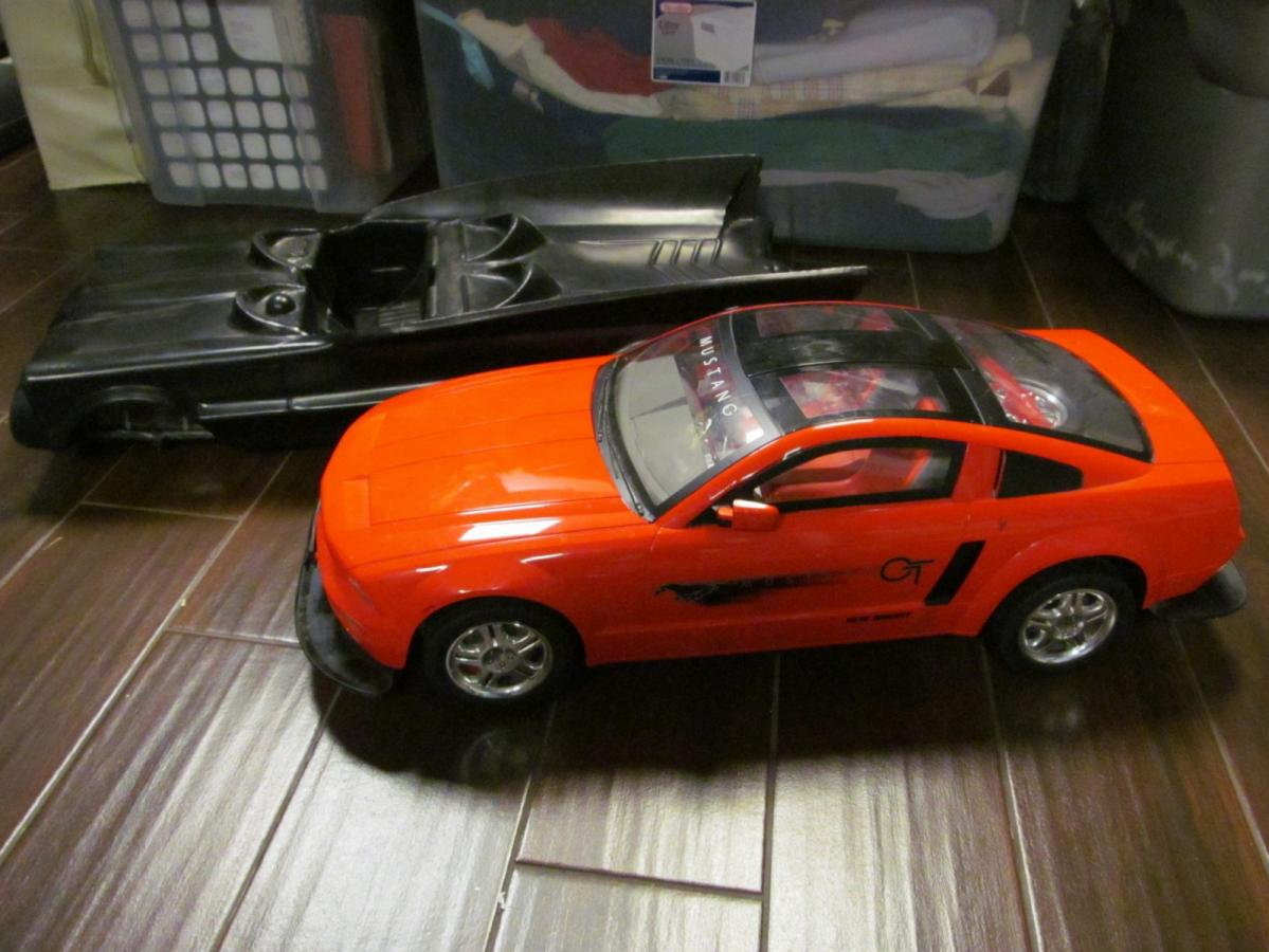 New Bright 1/6 Mustang
